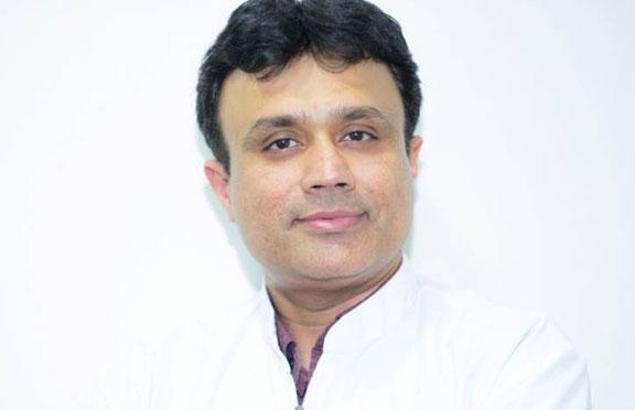 Dr Anurag Joshi